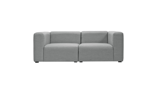 HAY - Mags Surface - 2,5-Sitzer  Sofa - Surface hellgrau 120 - 1
