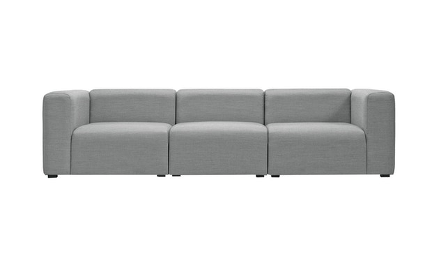 HAY - Mags Surface - 3-Sitzer  Sofa - Surface hellgrau 120 - 1