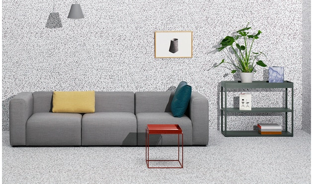 HAY - Mags Surface - Ecksofa - Surface dunkelgrau 190 - 3