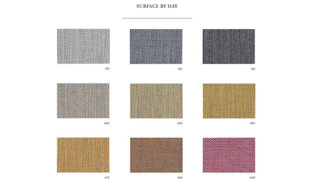 HAY - Mags Surface - 2,5-Sitzer  Sofa - 3