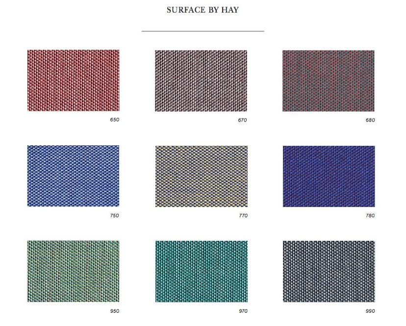 HAY - Mags Surface - 2,5-Sitzer  Sofa - 2