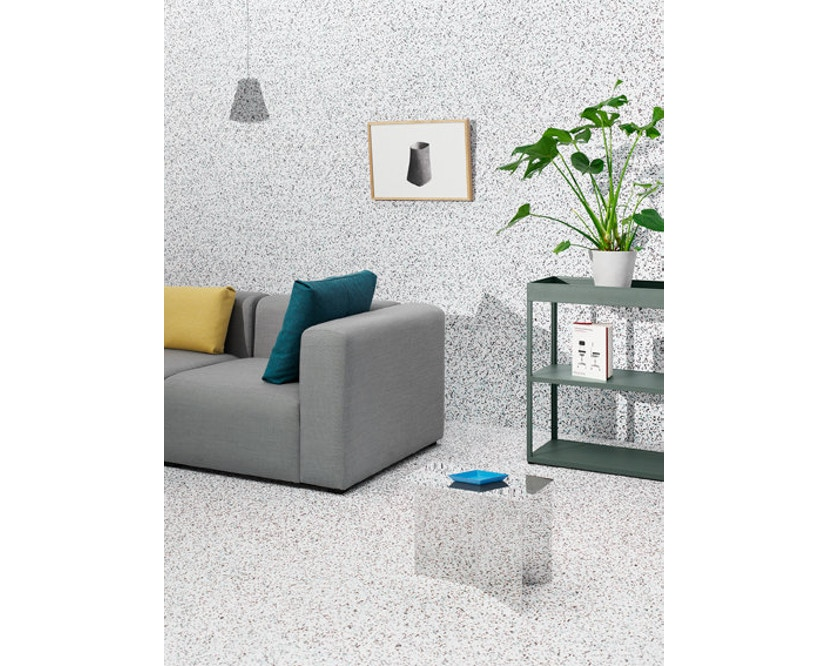 HAY - Mags Surface - 2,5-Sitzer  Sofa - Surface hellgrau 120 - 8