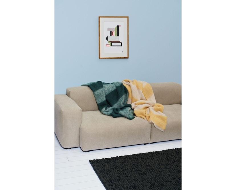 HAY - Mohair Decke - green - 4
