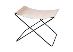 Voetenbank voor de Hardoy Butterfly Chair - Pure Cotton