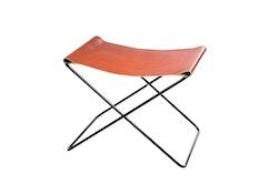Fußteil für Hardoy Butterfly Chair  - Blankleder