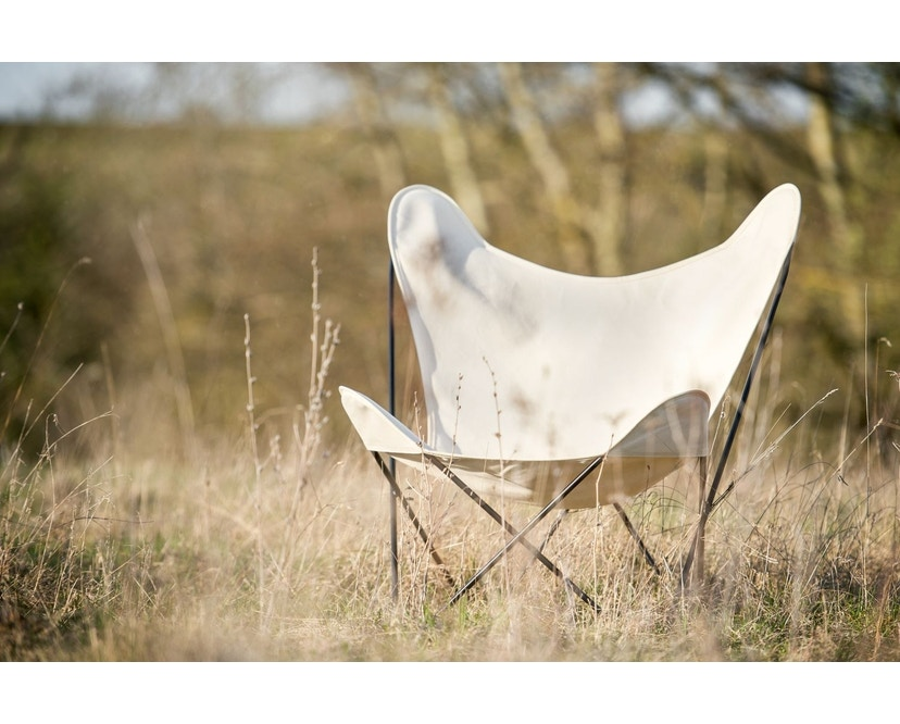 Manufakturplus - Butterfly Chair Hardoy - Baumwolle - 3