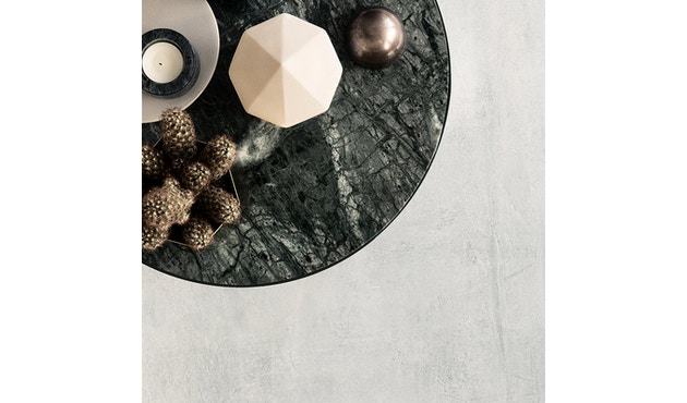 ferm LIVING - Marble Tisch - schwarz - 9