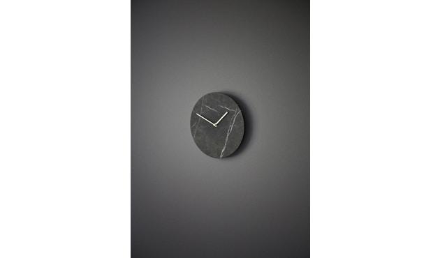 Menu - Marble Wall Clock Wanduhr- schwarz - 14