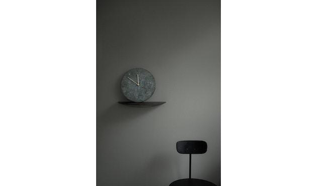 Menu - Marble Wall Clock Wanduhr- schwarz - 4
