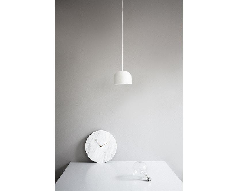 Menu - Marble Wall Clock Wanduhr- schwarz - 6
