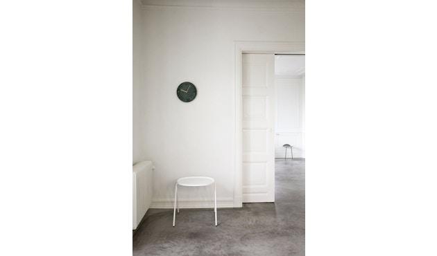 Menu - Marble Wall Clock Wanduhr- schwarz - 8