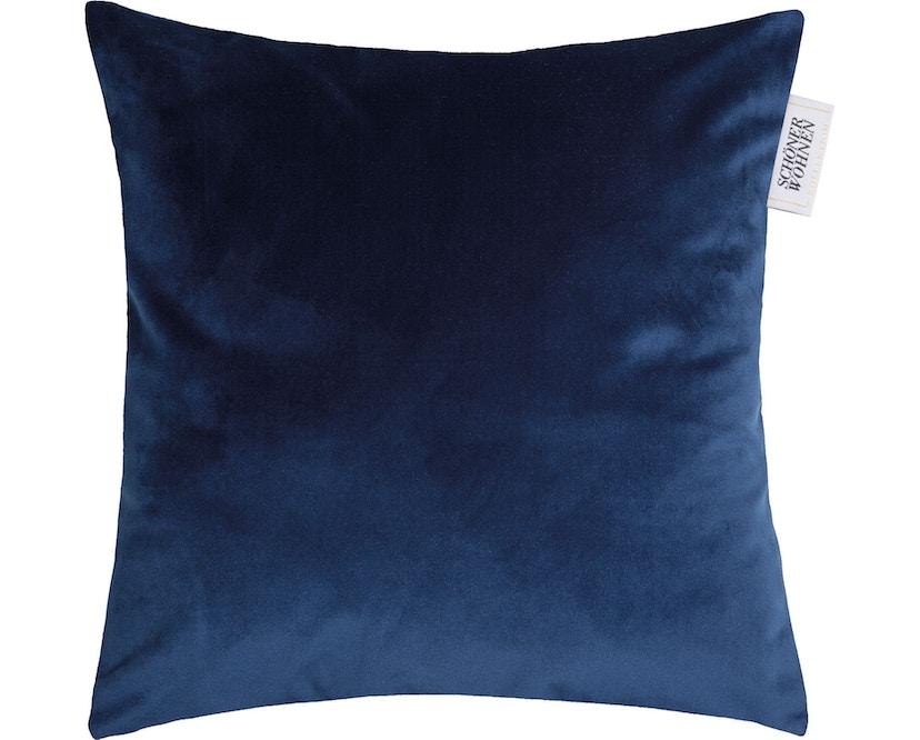 SCHÖNER WOHNEN-Kollektion - Marble Zierkissenhülle - blau - 5