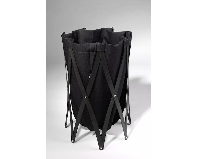 Klein & More - Sac à linge Marie Pi - sac de lessive - noir - 3