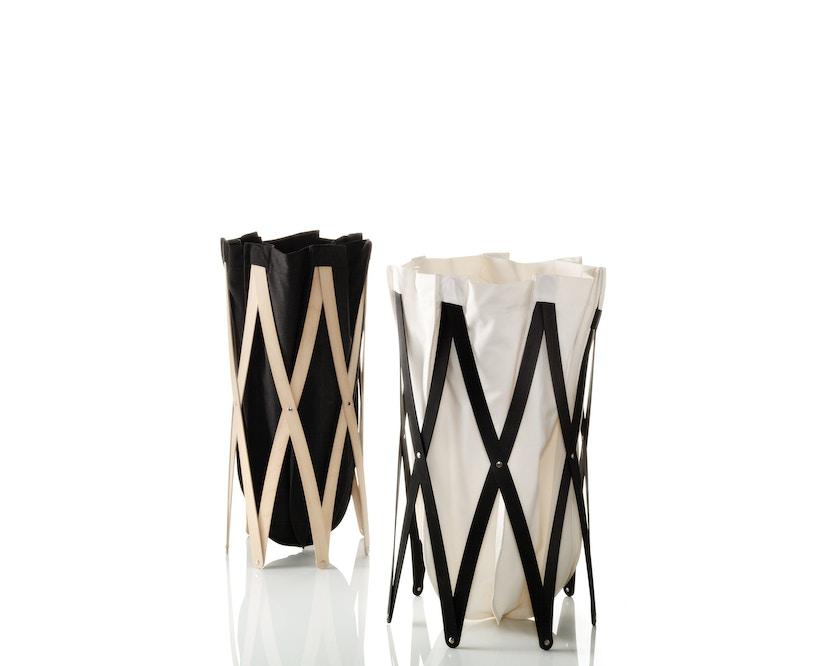 Klein & More - Sac à linge Marie Pi - sac de lessive - noir - 6