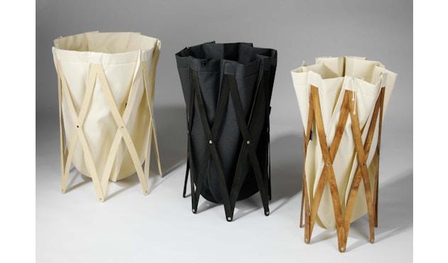 Klein & More - Sac à linge Marie Pi - sac de lessive - noir - 7