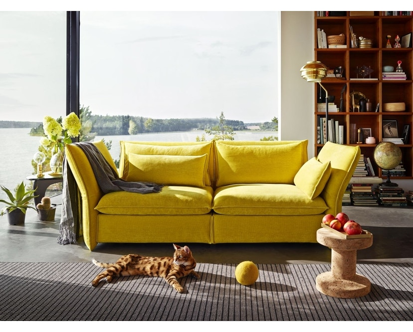 Vitra - Mariposa 3-Sitzer Sofa - 6