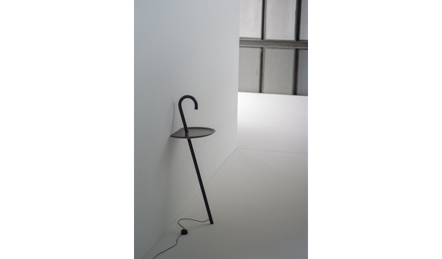 Martinelli Luce - Clochard vloerlamp - wit - 3