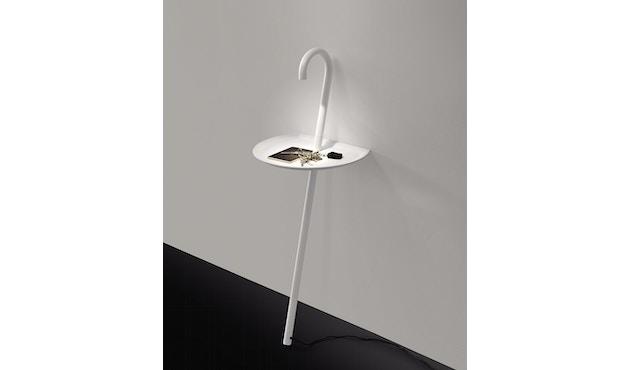 Martinelli Luce - Clochard vloerlamp - wit - 2