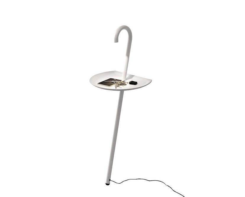 Martinelli Luce - Clochard vloerlamp - wit - 1