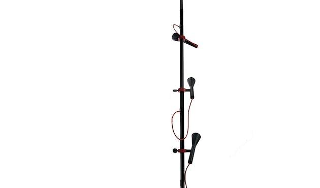 Martinelli Luce - Colibrì Stehleuchte mit Spotlights - schwarz oxidiert - 0
