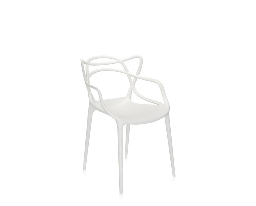 Kartell - Masters - weiss - 3