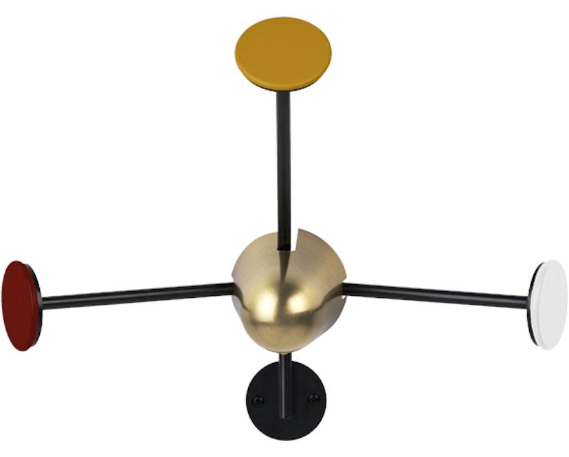 Gubi - Matégot Coatrack - ocker - 1