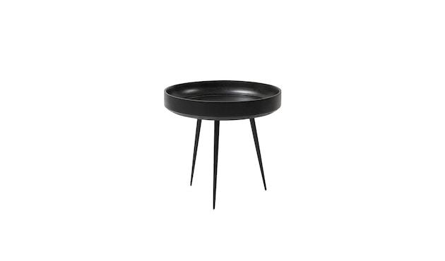 Mater - Bowl Tisch - S - schwarz - 1