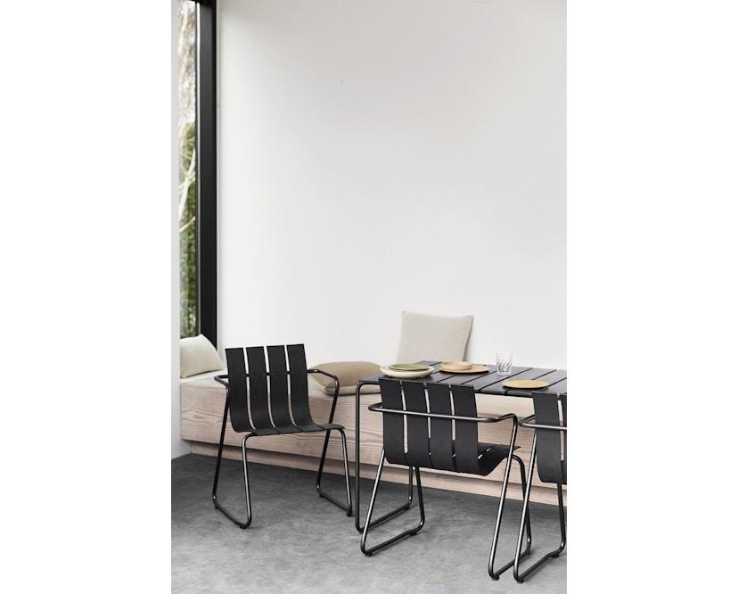 Mater - Ocean Tisch - schwarz - 4 Personen - 4