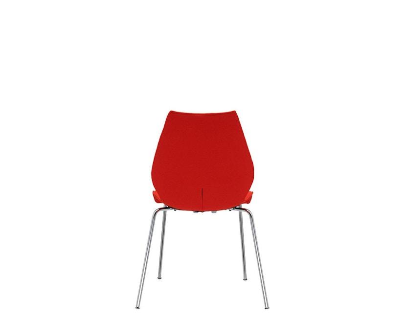 Kartell - Maui Soft stoel - Trevira rood - 12