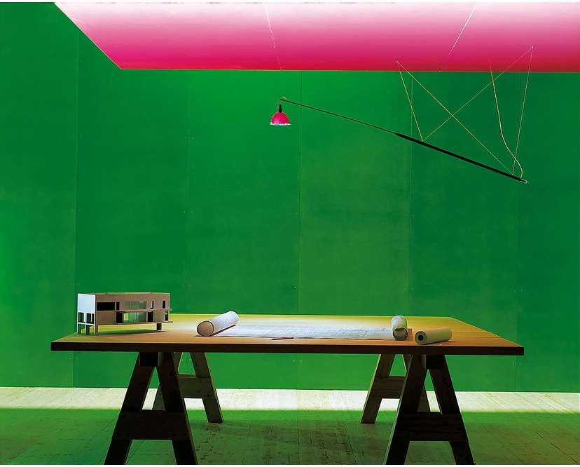 Ingo Maurer - Max. Mover LED 450 cm - 4