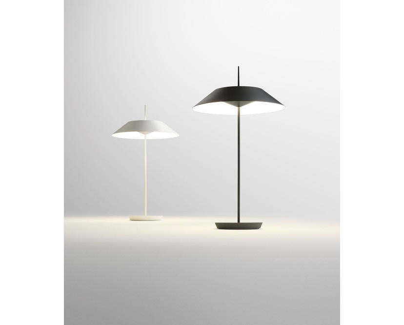 Vibia - Mayfair Tischleuchte - matt weiß - 4
