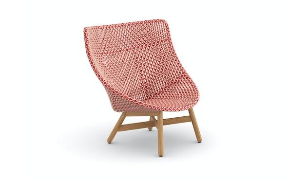 Mbrace Wing Chair met hoge rugleuning