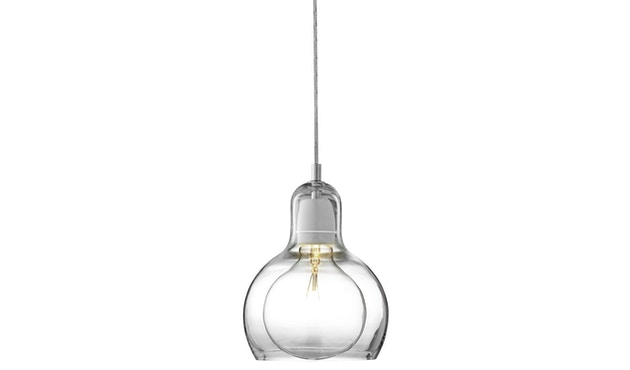 andTRADITION - Mega Bulb SR2 - Hängeleuchte - transparent - 1