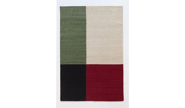 Nanimarquina - Mélange Color 1 vloerkleed - 170 x 240 cm - 1