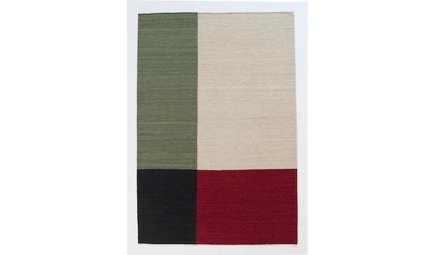 Nanimarquina - Mélange Color 1 Teppich - mehrfarbig - 200 x 300 - 1