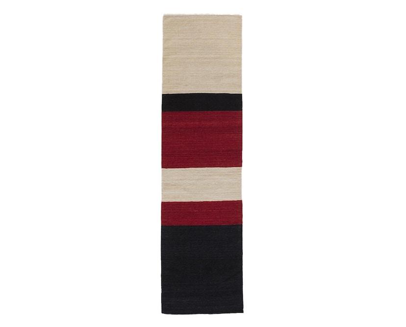 Nanimarquina - Mélange Color 3 vloerkleed - meerkleurig - 80 x 240 - 1