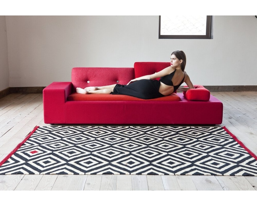Nanimarquina - Mélange Pattern 1 vloerkleed - 80 x 140 cm - 4