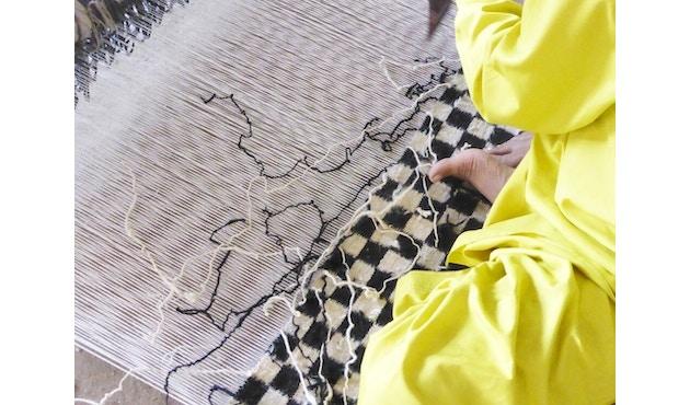 Nanimarquina - Mélange Pattern 4 Teppich - mehrfarbig - 80 x 140 - 5
