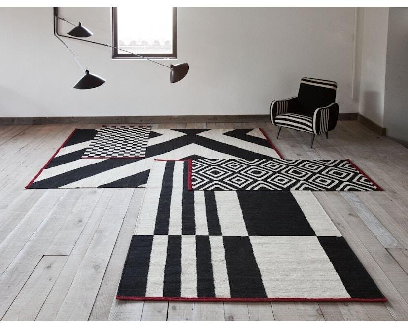 Nanimarquina - Mélange Stripes 1 vloerkleed - 80 x 240 cm - 5