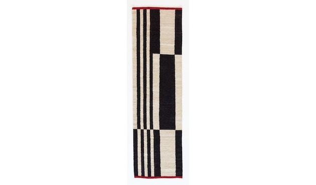 Nanimarquina - Mélange Stripes 1 Teppich - mehrfarbig - 80 x 240 - 4