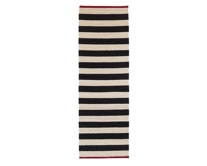 Nanimarquina - Mélange Stripes 2 Teppich - mehrfarbig - 80 x 240 - 1