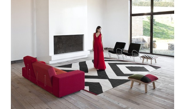 Nanimarquina - Mélange Zoom Teppich - mehrfarbig - 170 x 240 - 2