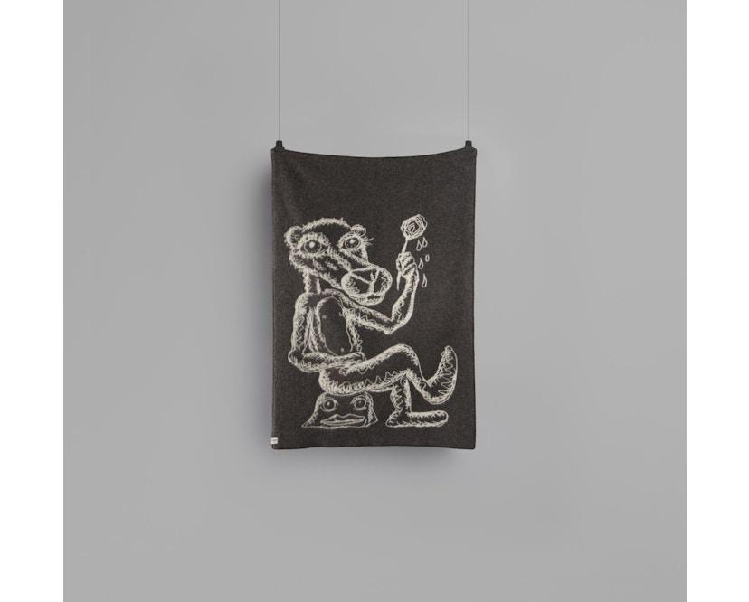 Roros Tweed - Melgaard Decke - 3