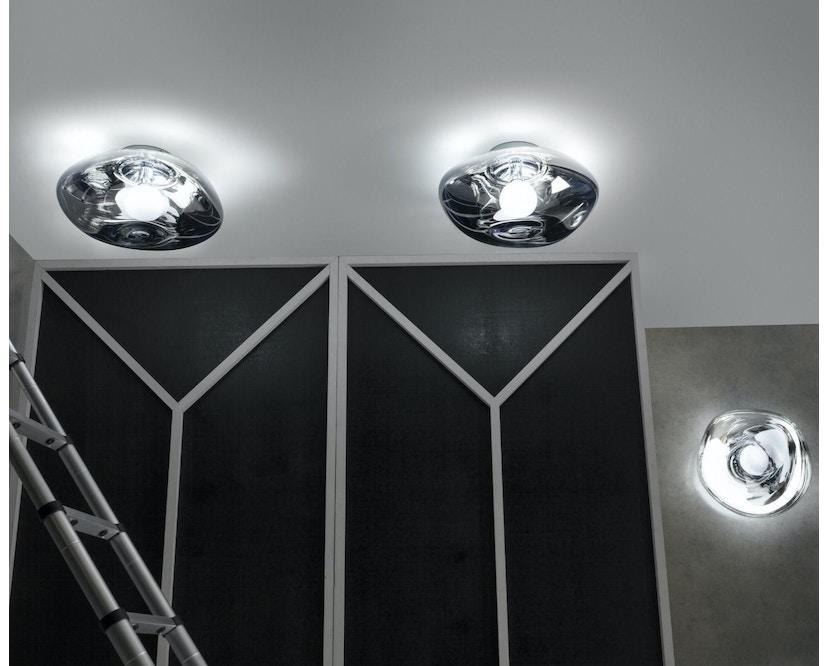 Tom Dixon - Melt Surface wandlamp - chroom - 8