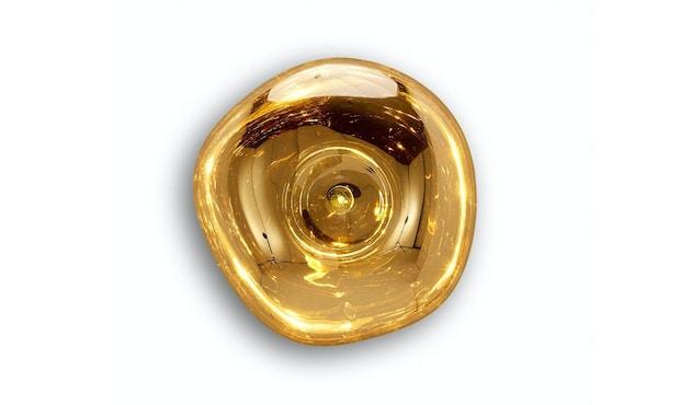 Tom Dixon - Melt Surface Wandleuchte - gold - 7