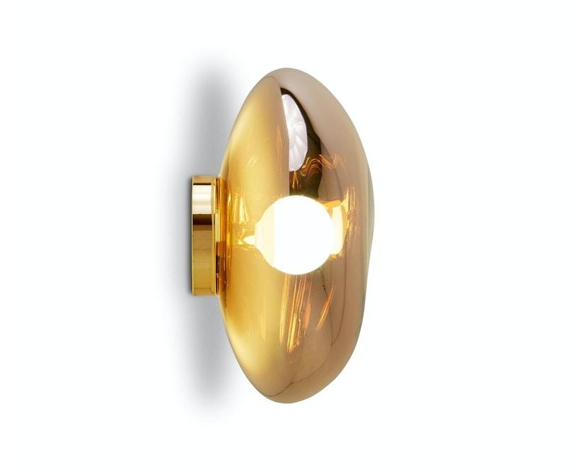 Tom Dixon - Melt Surface Wandleuchte - gold - 1