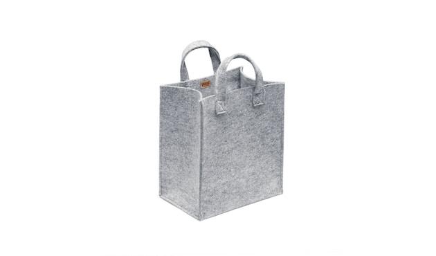 Iittala - Meno Tasche, 35x30x20cm - grau - 1