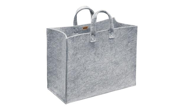 Iittala - Meno Tasche, 40x50x25cm - grau - 1