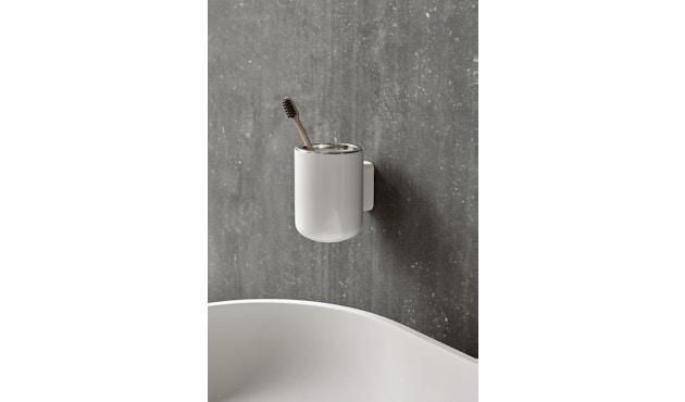 Menu - Zahnbürstenhalter Wand - schwarz - 2