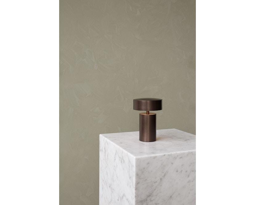 Menu - Column Table Lamp - Bronze - 7